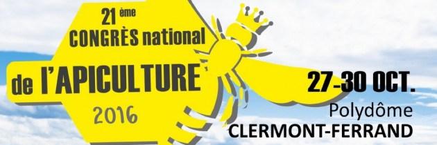 Congrès de l'UNAF, Clermont-Ferrand, 27 au 30 octobre 2016